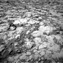Nasa's Mars rover Curiosity acquired this image using its Right Navigation Camera on Sol 1262, at drive 2856, site number 52