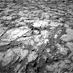 Nasa's Mars rover Curiosity acquired this image using its Right Navigation Camera on Sol 1262, at drive 2862, site number 52