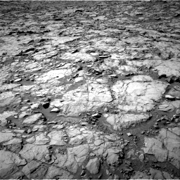 Nasa's Mars rover Curiosity acquired this image using its Right Navigation Camera on Sol 1262, at drive 2874, site number 52