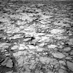 Nasa's Mars rover Curiosity acquired this image using its Right Navigation Camera on Sol 1262, at drive 2886, site number 52