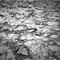 Nasa's Mars rover Curiosity acquired this image using its Right Navigation Camera on Sol 1262, at drive 2892, site number 52