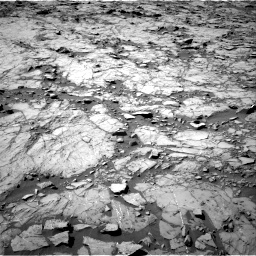 Nasa's Mars rover Curiosity acquired this image using its Right Navigation Camera on Sol 1262, at drive 2904, site number 52