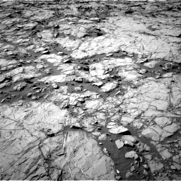 Nasa's Mars rover Curiosity acquired this image using its Right Navigation Camera on Sol 1262, at drive 2928, site number 52