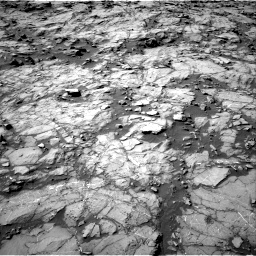 Nasa's Mars rover Curiosity acquired this image using its Right Navigation Camera on Sol 1262, at drive 2958, site number 52