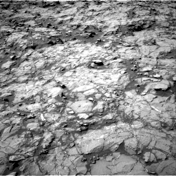 Nasa's Mars rover Curiosity acquired this image using its Right Navigation Camera on Sol 1262, at drive 2964, site number 52
