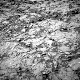 Nasa's Mars rover Curiosity acquired this image using its Right Navigation Camera on Sol 1262, at drive 2970, site number 52