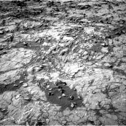Nasa's Mars rover Curiosity acquired this image using its Right Navigation Camera on Sol 1262, at drive 2982, site number 52