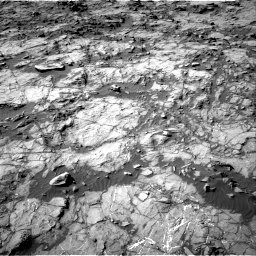 Nasa's Mars rover Curiosity acquired this image using its Right Navigation Camera on Sol 1262, at drive 2988, site number 52