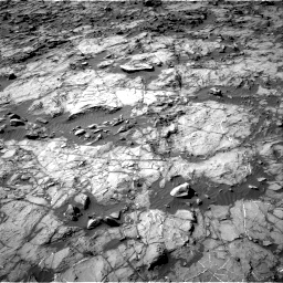 Nasa's Mars rover Curiosity acquired this image using its Right Navigation Camera on Sol 1262, at drive 2994, site number 52