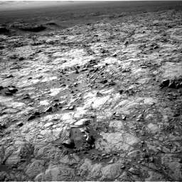 Nasa's Mars rover Curiosity acquired this image using its Right Navigation Camera on Sol 1262, at drive 3054, site number 52