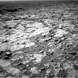 Nasa's Mars rover Curiosity acquired this image using its Right Navigation Camera on Sol 1262, at drive 3060, site number 52