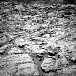 Nasa's Mars rover Curiosity acquired this image using its Right Navigation Camera on Sol 1262, at drive 3084, site number 52