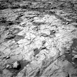 Nasa's Mars rover Curiosity acquired this image using its Right Navigation Camera on Sol 1262, at drive 3090, site number 52