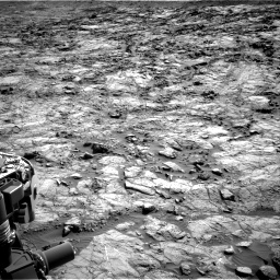 Nasa's Mars rover Curiosity acquired this image using its Right Navigation Camera on Sol 1262, at drive 3108, site number 52