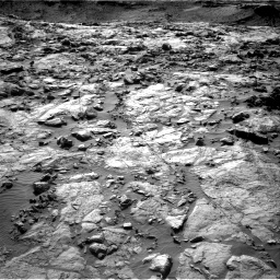 Nasa's Mars rover Curiosity acquired this image using its Right Navigation Camera on Sol 1262, at drive 3132, site number 52