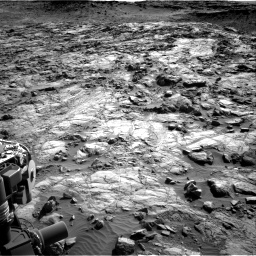 Nasa's Mars rover Curiosity acquired this image using its Right Navigation Camera on Sol 1262, at drive 3144, site number 52