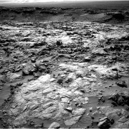 Nasa's Mars rover Curiosity acquired this image using its Right Navigation Camera on Sol 1262, at drive 3156, site number 52