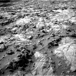 Nasa's Mars rover Curiosity acquired this image using its Right Navigation Camera on Sol 1262, at drive 3162, site number 52