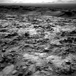 Nasa's Mars rover Curiosity acquired this image using its Right Navigation Camera on Sol 1262, at drive 3168, site number 52