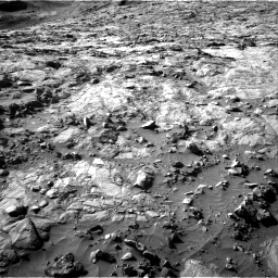 Nasa's Mars rover Curiosity acquired this image using its Right Navigation Camera on Sol 1262, at drive 3174, site number 52