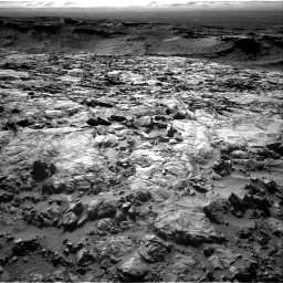 Nasa's Mars rover Curiosity acquired this image using its Right Navigation Camera on Sol 1262, at drive 3180, site number 52