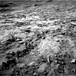 Nasa's Mars rover Curiosity acquired this image using its Right Navigation Camera on Sol 1262, at drive 3186, site number 52