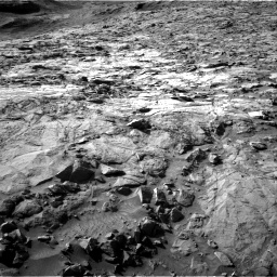 Nasa's Mars rover Curiosity acquired this image using its Right Navigation Camera on Sol 1262, at drive 3198, site number 52