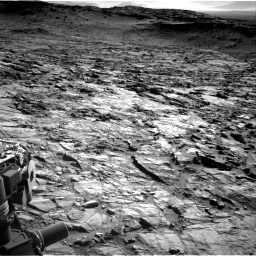 Nasa's Mars rover Curiosity acquired this image using its Right Navigation Camera on Sol 1262, at drive 3228, site number 52