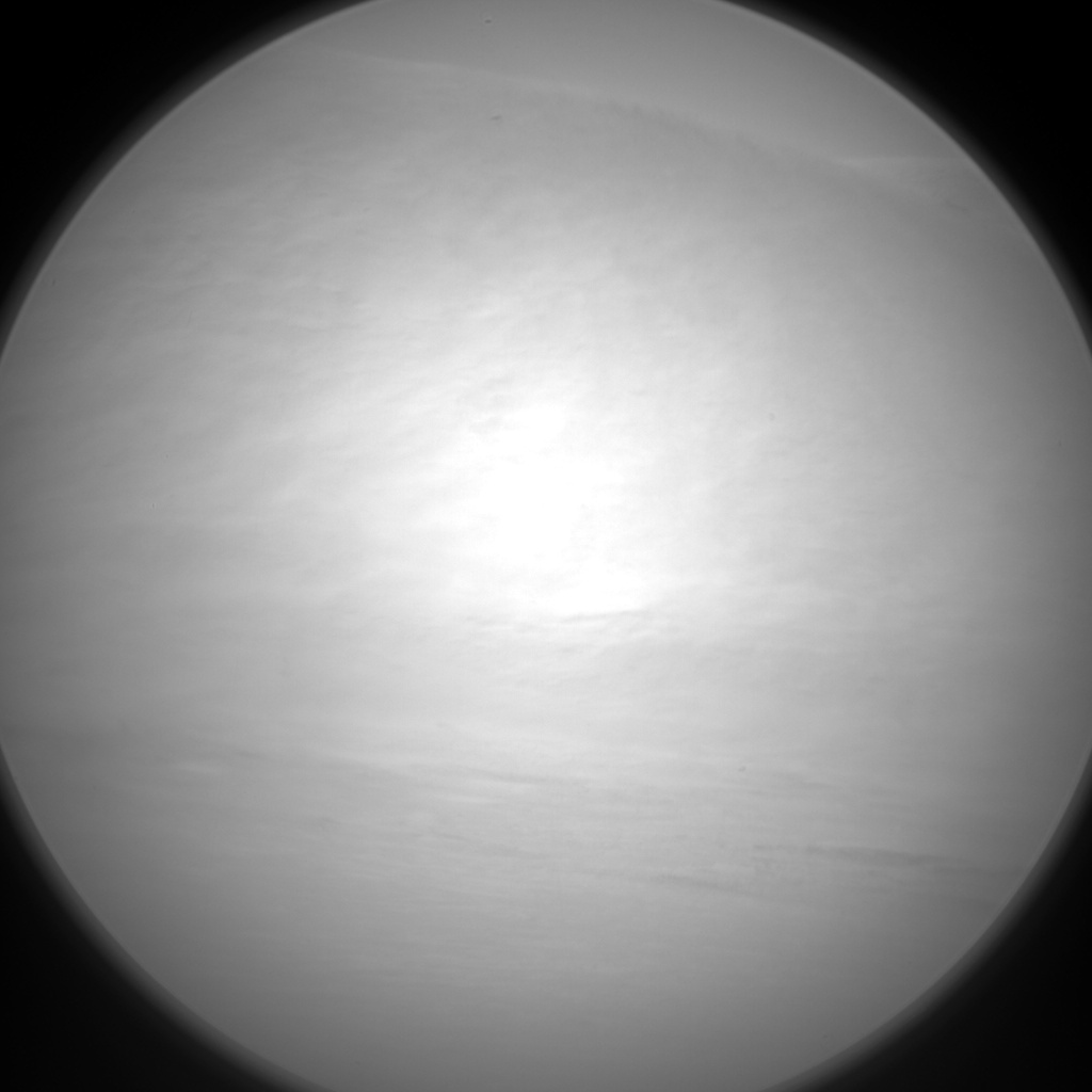 Nasa's Mars rover Curiosity acquired this image using its Chemistry & Camera (ChemCam) on Sol 1263, at drive 0, site number 53