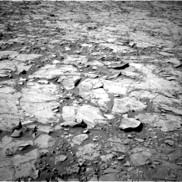 Nasa's Mars rover Curiosity acquired this image using its Right Navigation Camera on Sol 1264, at drive 12, site number 53