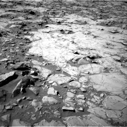 Nasa's Mars rover Curiosity acquired this image using its Right Navigation Camera on Sol 1264, at drive 36, site number 53