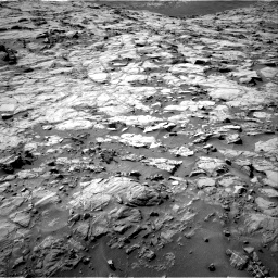 Nasa's Mars rover Curiosity acquired this image using its Right Navigation Camera on Sol 1264, at drive 126, site number 53