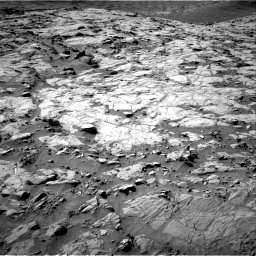 Nasa's Mars rover Curiosity acquired this image using its Right Navigation Camera on Sol 1264, at drive 138, site number 53