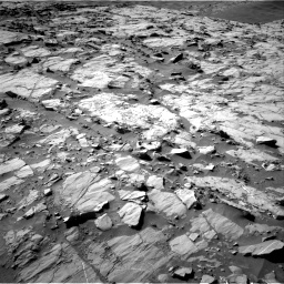 Nasa's Mars rover Curiosity acquired this image using its Right Navigation Camera on Sol 1264, at drive 156, site number 53