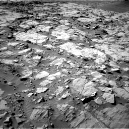 Nasa's Mars rover Curiosity acquired this image using its Right Navigation Camera on Sol 1264, at drive 162, site number 53