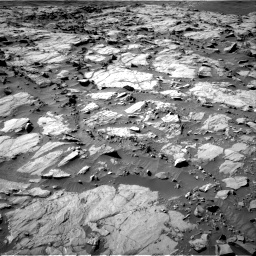 Nasa's Mars rover Curiosity acquired this image using its Right Navigation Camera on Sol 1264, at drive 174, site number 53