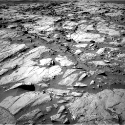 Nasa's Mars rover Curiosity acquired this image using its Right Navigation Camera on Sol 1264, at drive 180, site number 53