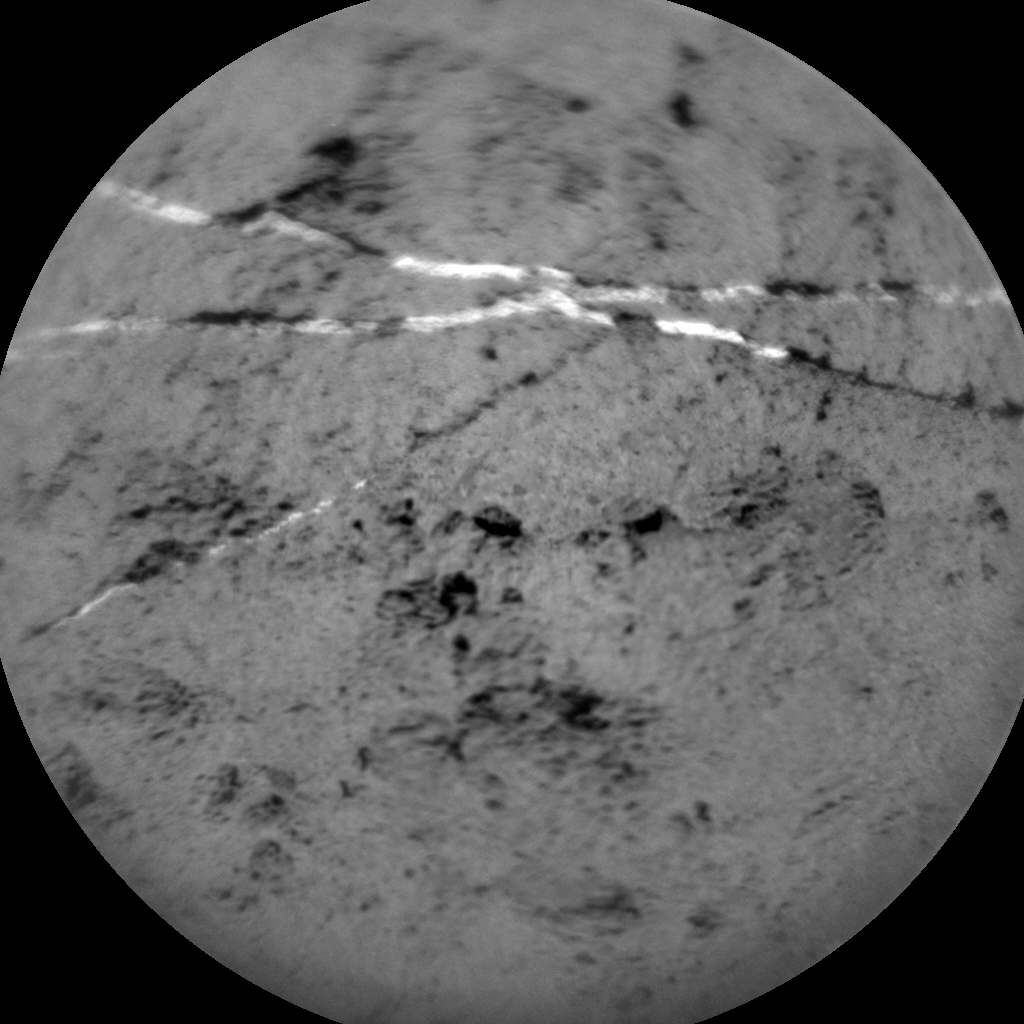 Nasa's Mars rover Curiosity acquired this image using its Chemistry & Camera (ChemCam) on Sol 1264, at drive 0, site number 53