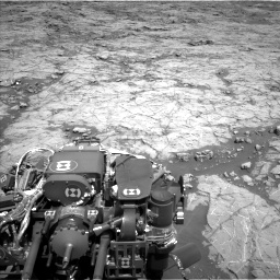 Nasa's Mars rover Curiosity acquired this image using its Left Navigation Camera on Sol 1267, at drive 336, site number 53