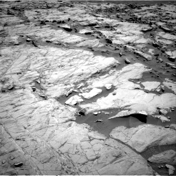 Nasa's Mars rover Curiosity acquired this image using its Right Navigation Camera on Sol 1267, at drive 192, site number 53