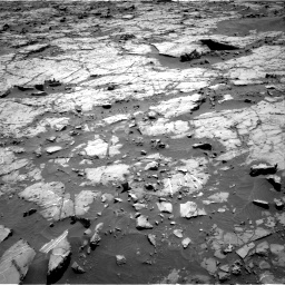 Nasa's Mars rover Curiosity acquired this image using its Right Navigation Camera on Sol 1267, at drive 294, site number 53