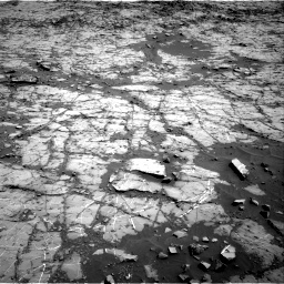 Nasa's Mars rover Curiosity acquired this image using its Right Navigation Camera on Sol 1267, at drive 330, site number 53