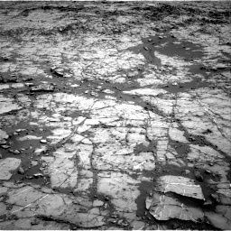 Nasa's Mars rover Curiosity acquired this image using its Right Navigation Camera on Sol 1267, at drive 342, site number 53