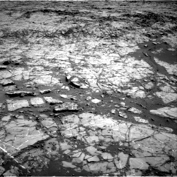 Nasa's Mars rover Curiosity acquired this image using its Right Navigation Camera on Sol 1267, at drive 354, site number 53