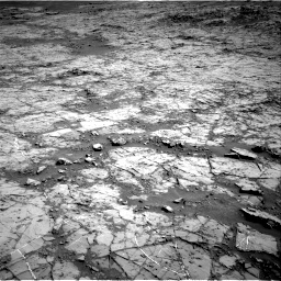 Nasa's Mars rover Curiosity acquired this image using its Right Navigation Camera on Sol 1267, at drive 360, site number 53