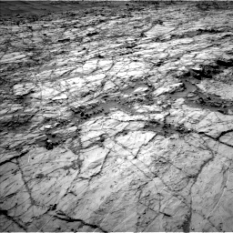 Nasa's Mars rover Curiosity acquired this image using its Left Navigation Camera on Sol 1269, at drive 468, site number 53