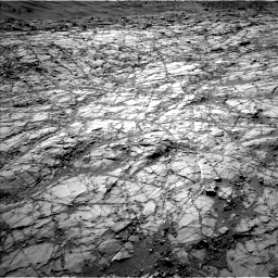 Nasa's Mars rover Curiosity acquired this image using its Left Navigation Camera on Sol 1269, at drive 486, site number 53