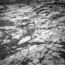 Nasa's Mars rover Curiosity acquired this image using its Right Navigation Camera on Sol 1269, at drive 402, site number 53