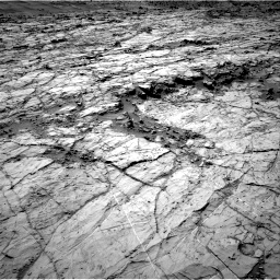 Nasa's Mars rover Curiosity acquired this image using its Right Navigation Camera on Sol 1269, at drive 462, site number 53