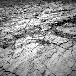 Nasa's Mars rover Curiosity acquired this image using its Right Navigation Camera on Sol 1269, at drive 468, site number 53